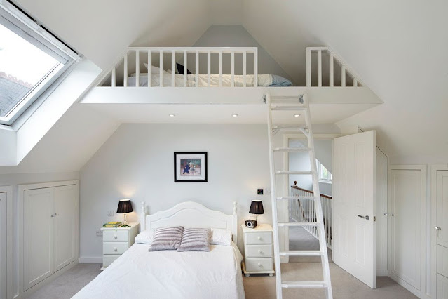 5 Desain Tempat Tidur Tingkat yang Inspiratif Banget, Lihat Yuk!