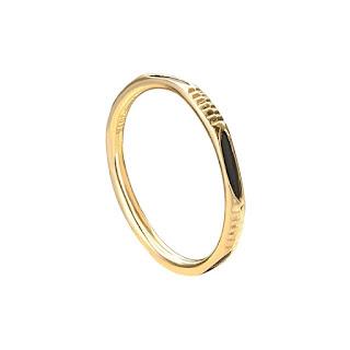 Hình 1: Nhẫn lông voi nữ nên đeo ngón nào để mang lại nhiều may mắn