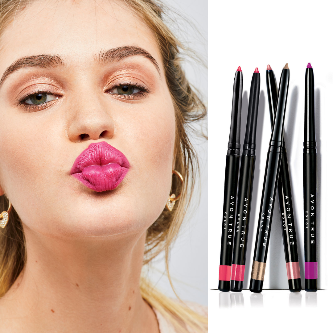 Meet our winning line-up! Glimmersticks Lip Liners and Brow Definers are favourites for a reason: self-sharpening, long wearing, creamy easy-to-apply colour. What's not to love?! Shop my eStore for a special offer! https://www.avon.ca/shop/en/avon-ca?regSource=S&BP=0000460954