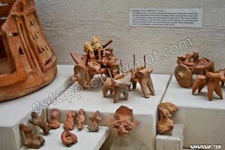 Terracotta of indus valley civilization
