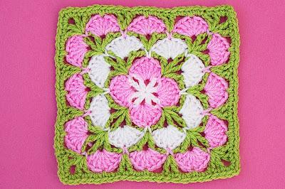 1 - Crochet Imagen Cuadro para mantas y cobijas a crochet y ganchillo por Majovel Crochet