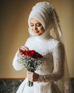 فساتين زفاف العروسة راقية وشيك (1)