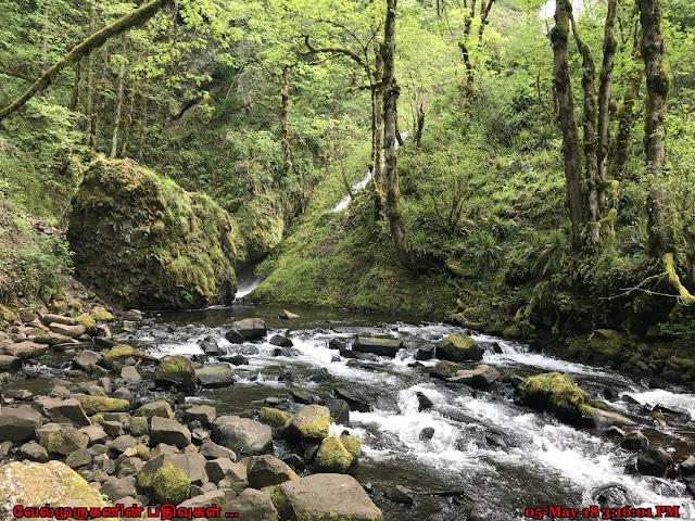 Bridal Veil Falls Creek