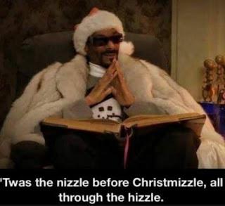 Santa Claus,Snoop Dog, Christmas Meme
