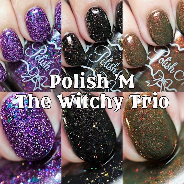 Polish 'M The Witchy Trio