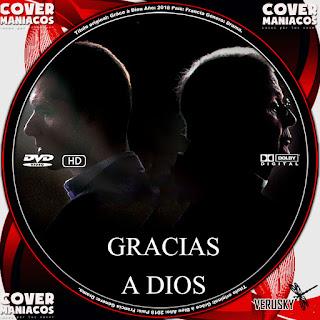 GALLETA GRACIAS A DIOS 2019[COVER DVD]