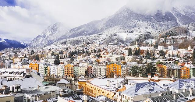 The Golden Roof of Innsbruck, Austria