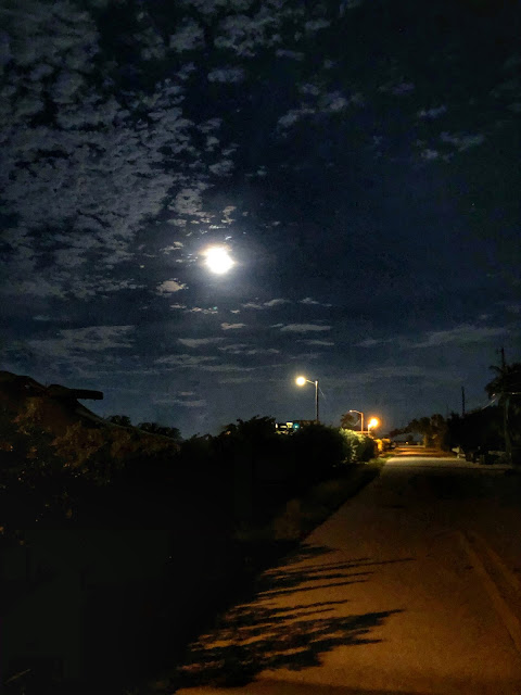 Florida Keys Full Moon
