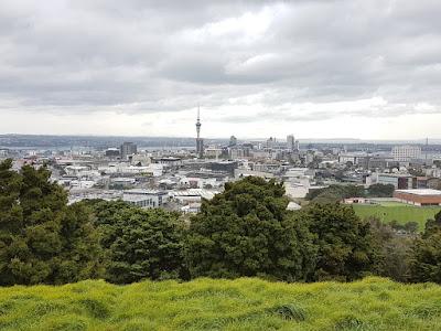Relato de viagem à Nova Zelândia: Auckland
