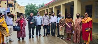 teachers-protest-hoshangabad