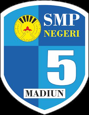 Logo smp negeri 5 madiun