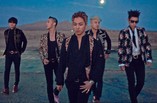 lirik lagu big bang - bae bae terjemahan indo english & romanization