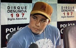 """""""Minha profissão é jogar pacote"""", diz jovem de 22 anos presa no Serrotão"""