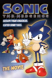 Película Sonic the Hedgehog - 1996