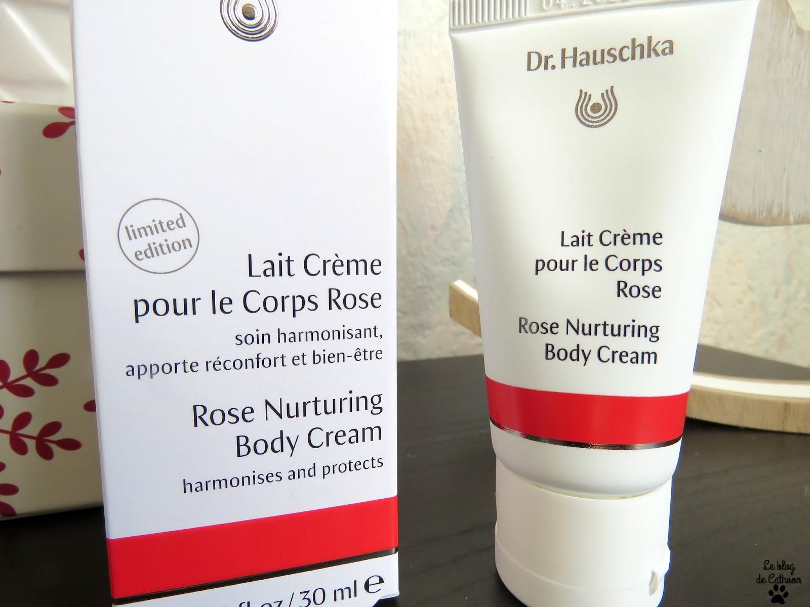 Lait Crème pour le Corps Rose - Dr Hauschka