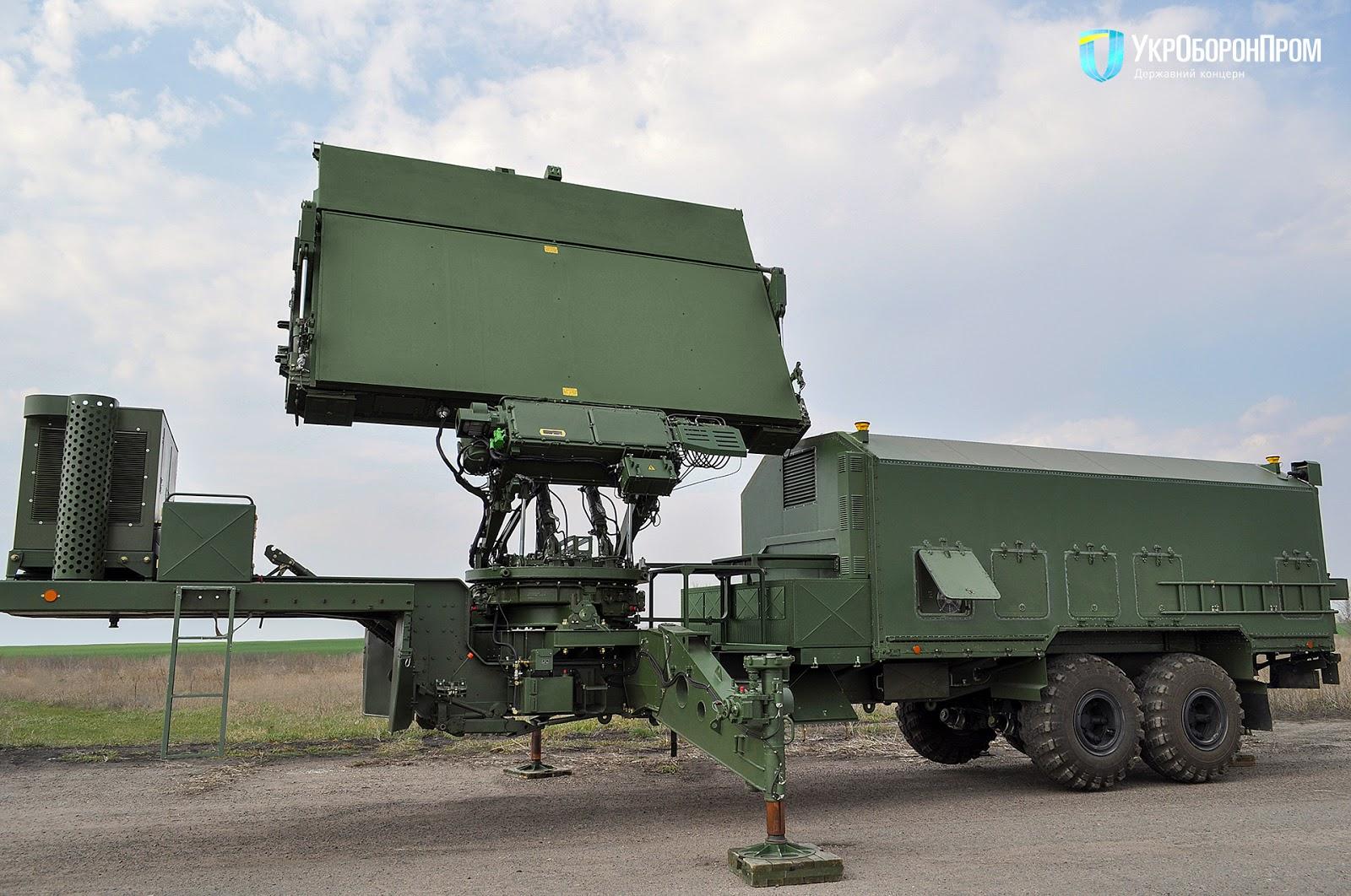 Іскра розробила твердотільну модифікацію РЛС 80К6