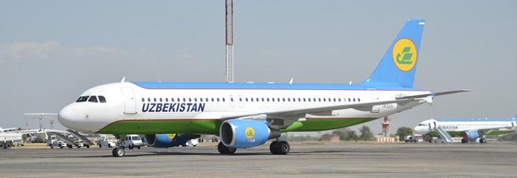 Uzbekistan Airways Hava Yolları İstanbul Şubesi Ofisi