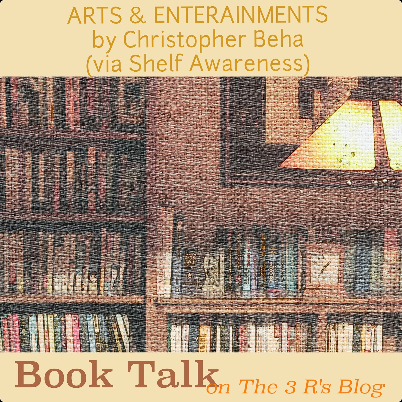 Fiction review: ARTS & ENTERAINMENTS by Christopher Beha on The 3 Rs Blog