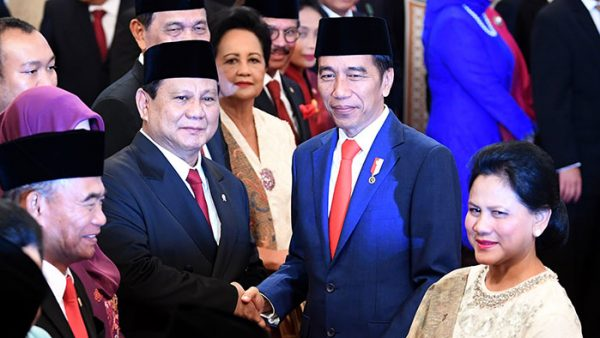 Prabowo Jadi Menhan, Pengamat Asing: Jokowi Masih Belum Bisa Tenang dalam 'Kandang Singa'