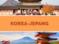 Backpacker Hemat, ke Jepang atau Korea Selatan?