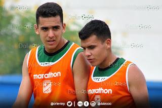 Oriente Petrolero - Luis Haquin - Moisés Villarroel - DaleOoo