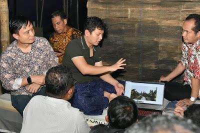 Pengembangan Investasi Obyek Wisata di Pantai Mutiara Mendapat Dukungan dari Warga