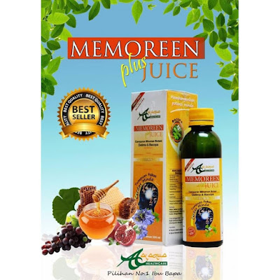 MEMOREEN PLUS JUICE