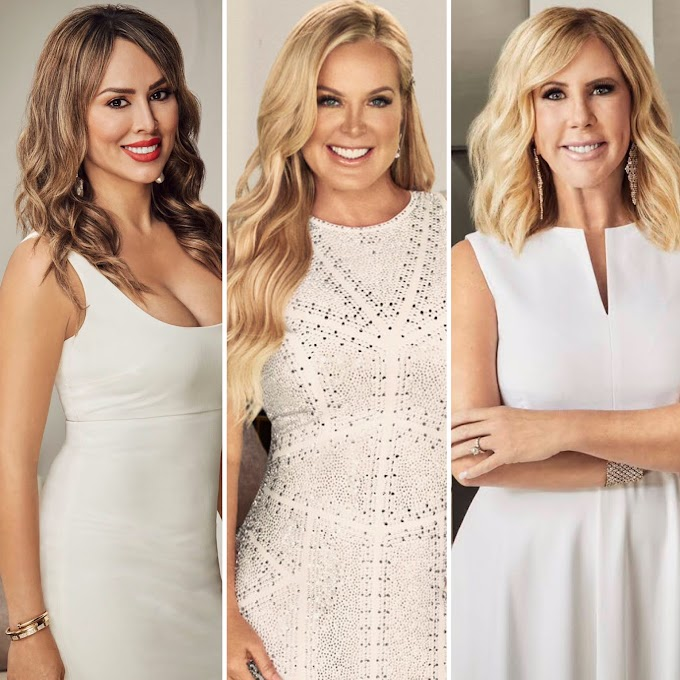 """RHOC Newbie Elizabeth Lyn Vargas Comes To Kelly Dodd's Defense Over Backlash For COVID-19 Comments, Vicki Gunvalson Weighs In And Calls Elizabeth An """"Idiot"""" For Defending Kelly!"""