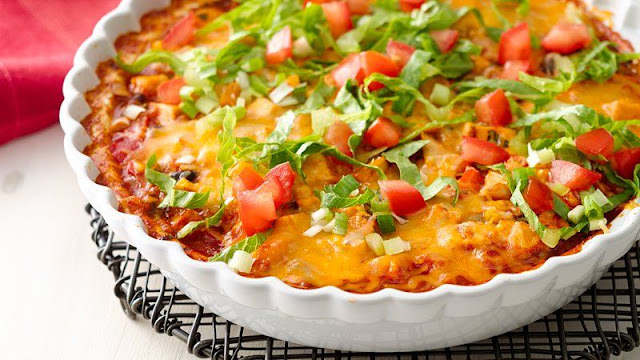 Mexican Chicken Casserole , weigh watchers recipes , 6 smart points
