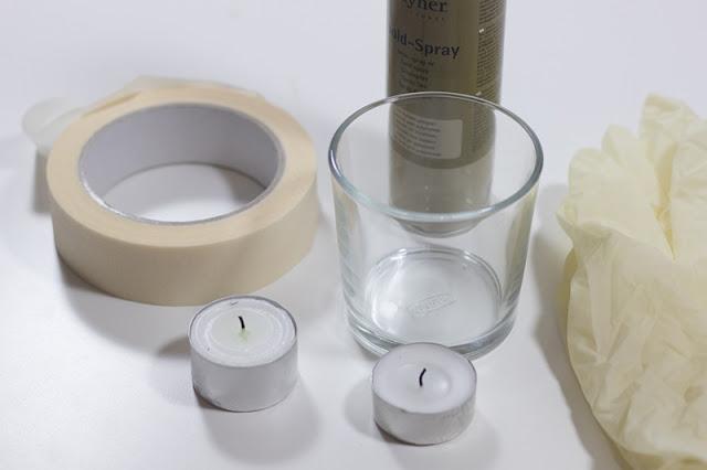 Ikea Teelicht DIY