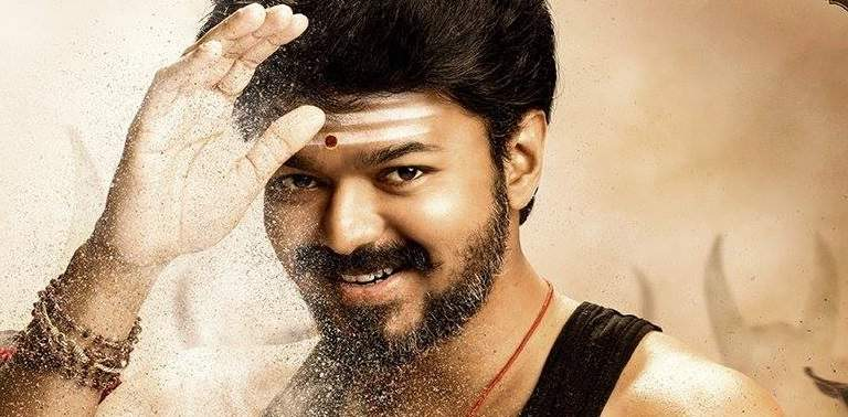 Shocking to see Mersal HD print uploaded in YouTube