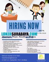 Info Loker di PT. Sukses Sarana Niaga Surabaya Oktober 2020