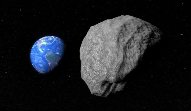 They Said it Will Hit on Sunday, September 20, 2020  Earth-asteroid