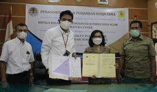PLN Terus Alirkan Listrik ke Desa-desa Terpencil, Diantaranya Dua Dusun Desa Torgamba