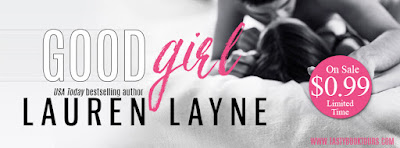 Sale Blitz and Giveaway: Good Girl by Lauren Layne