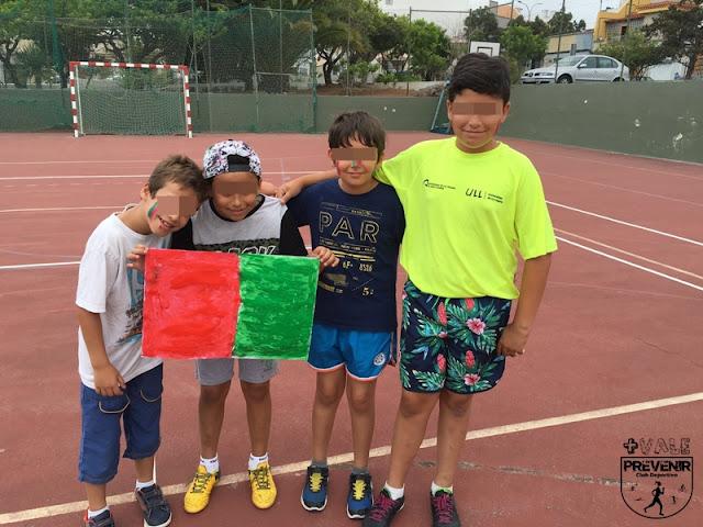 juegos olimpicos escuela verano arucas 2