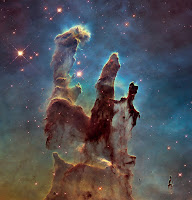Pillars of Creation Wallpaper HD