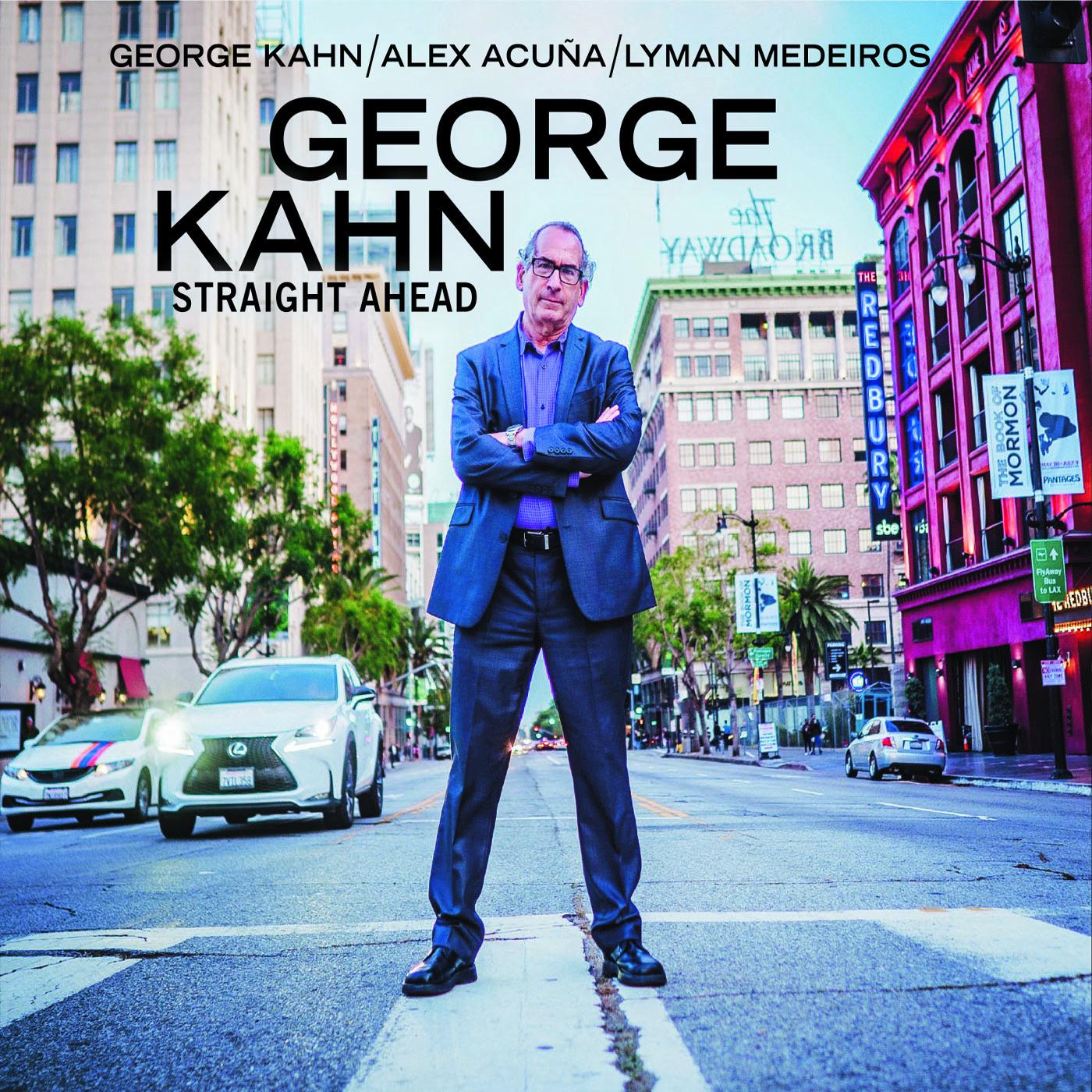 Image result for George Kahn STRAIGHT AHEAD