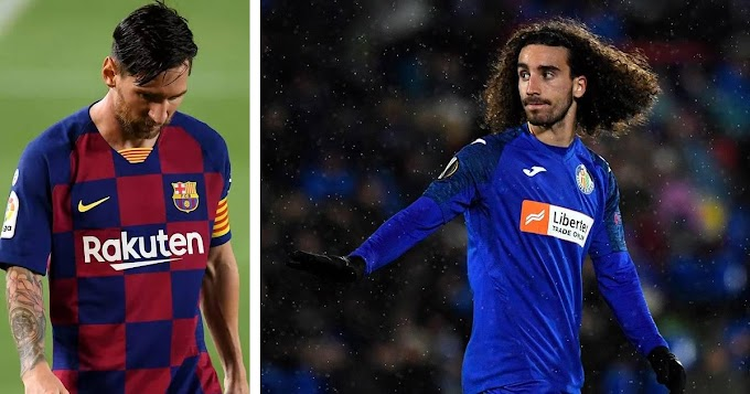 Messi's attempt to leave shows there is something wrong in the club: ex Barcelona player Cucurella