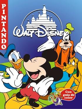 Desenhos da Walt Disney para Colorir