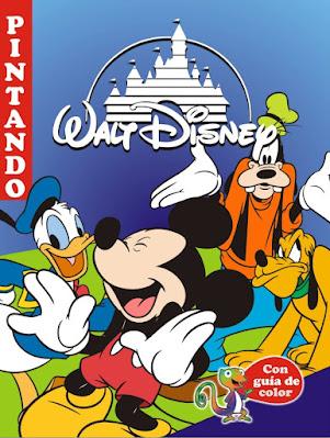 Desenhos da Walt Disney para Colorir pdf