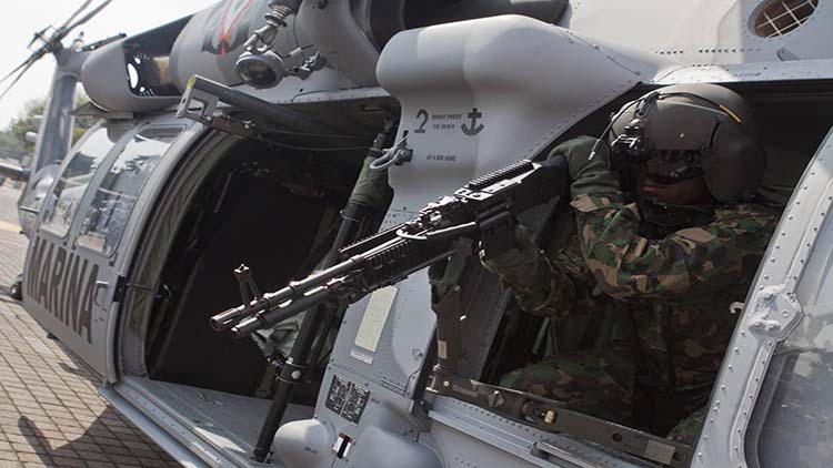 México ha gastado 71.400 millones de dólares en la guerra contra el narco solapado por EU sin tener resultados