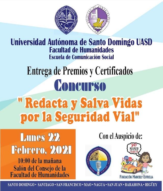 Con Encuentro Nacional de Estudiantes, Escuela de Comunicación Social de la UASD celebra el 68 aniversario de su fundación