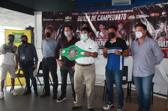Regresa el boxeo de campeonato al deportivo Inalámbrica