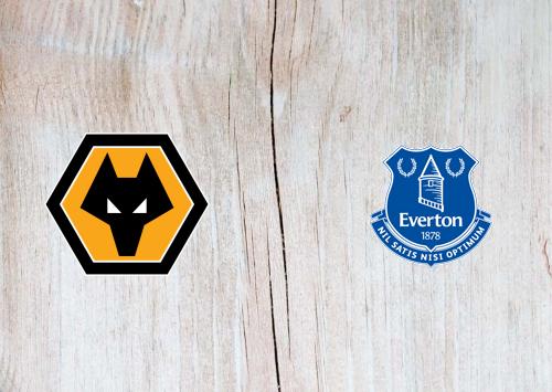 Wolverhampton Wanderers vs Everton -Highlights 12 January 2021