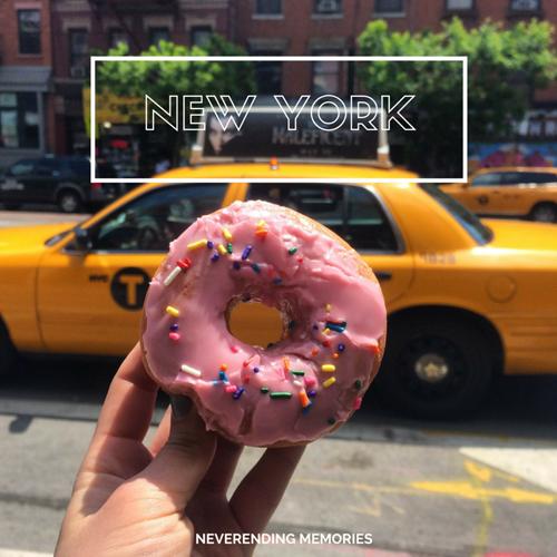Nowy Jork ulubione wspomnienia