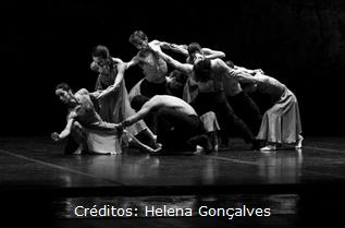 Companhia Portuguesa de Bailado Contemporâneo apresenta espetáculo no Fórum Municipal Luísa Todi