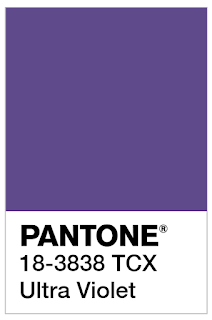 Pantone color ultra violet
