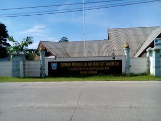 Pimpinan DPRD Mentawai