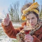 18 februari. Drink wijn dag